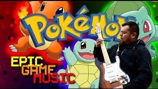 Pokémon Title Theme featuring El Cid (Music Video) // Epic Game Music