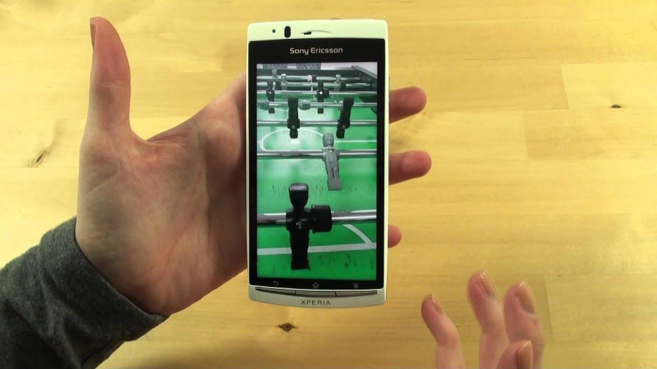 Sony-Ericsson Xperia Arc S Test Kamera
