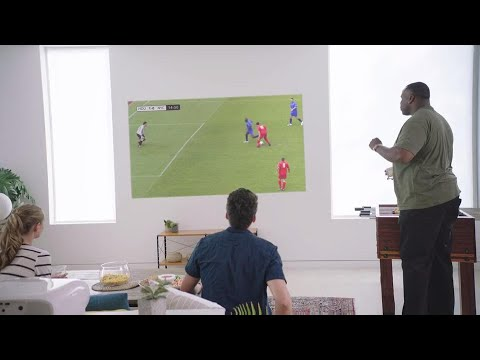 Epson Projectors | The Ultimate Viewing Experience for Sporting Events