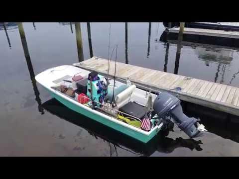 Boston Whaler 17' - ICW Trip - New England To Key West #16- Day 11