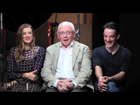 Terence Davies, Agyness Deyn & Kevin Guthrie talk