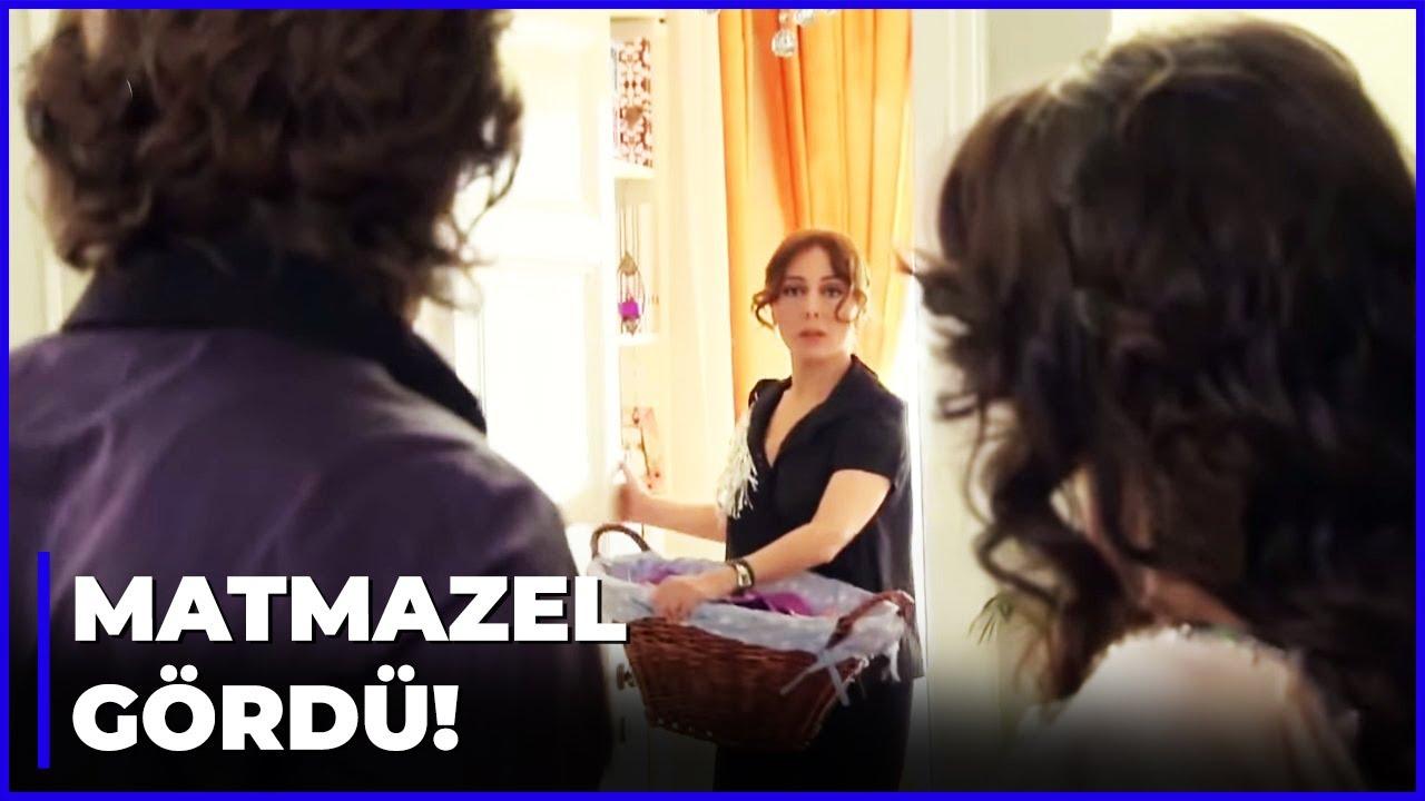 Behlül ve Bihter'in Yakınlaşmasını MATMAZEL Gördü! - Aşk-ı Memnu 28.Bölüm