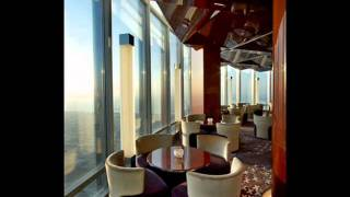 Burj khalifa atmosphere restaurant dubai.wmv