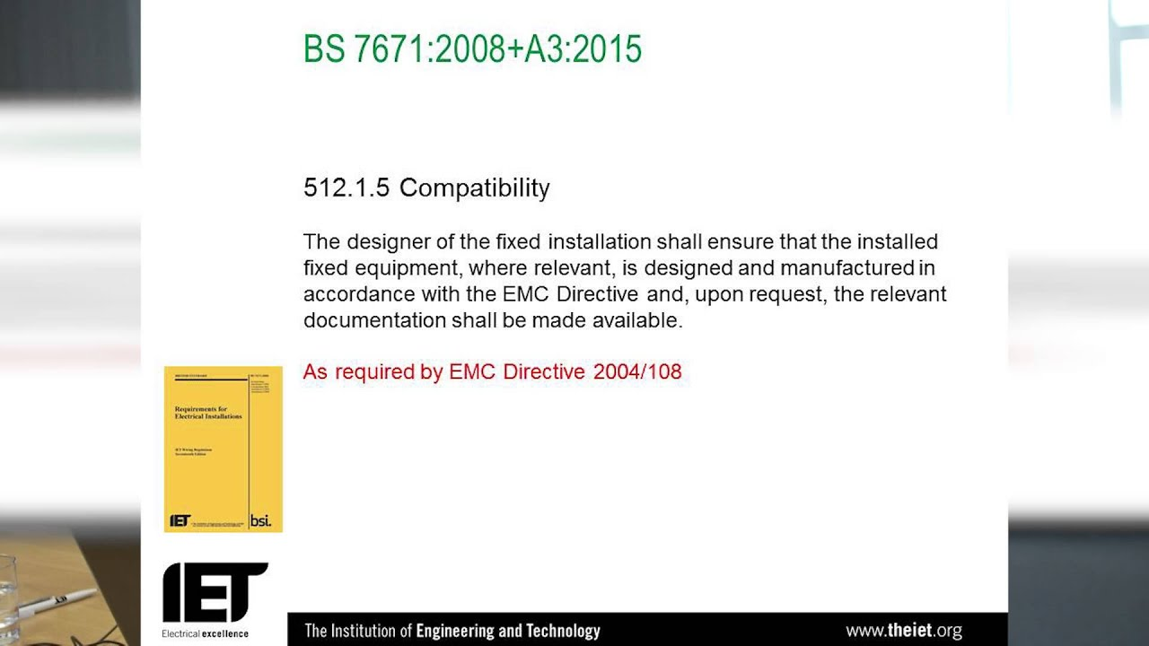 Bs7671 Amendment 3 Pdf