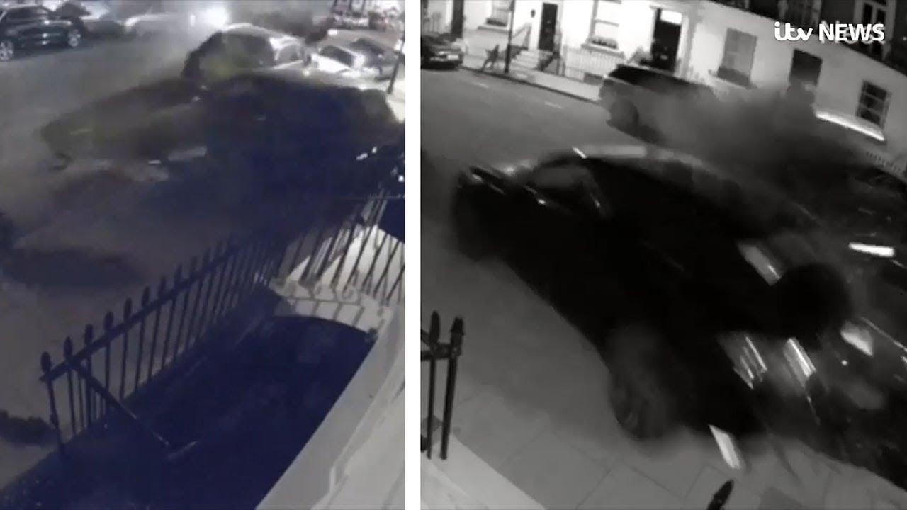 Boy racer destroys £500,000 worth of supercars after speeding