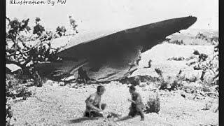 APIE 1947m NSO AVARIJĄ ROUZVELE,AMERIKOJE.TRYS PILOTAI,KĄ PASAKOJA LIKUSI GYVA ATEIVĖ.