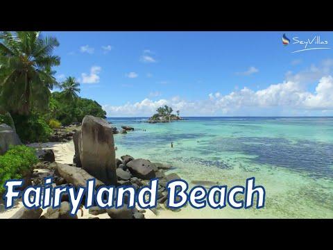 Fairyland Beach - Beaches of the Seychelles