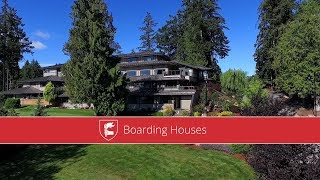 Boarding Houses