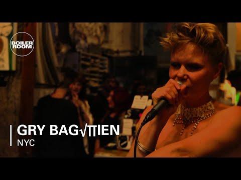 Gry Bagøien Boiler Room NYC Skyy Stream Live Show