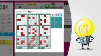 Swisslos: Bingo einfach erklärt