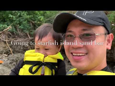 Starfish Island, Sand Bar, Casa Antonio Calatagan Batagas