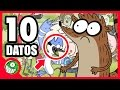 Download 10 curiosidades sobre REGULAR SHOW MP3 song and Music Video