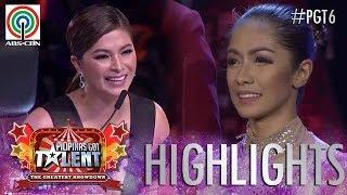 PGT Highlights 2018: Kristel, muling napabilib ang mga Judges sa kanyang final performance