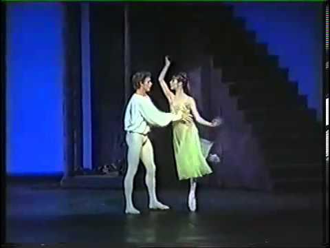 Gelsey Kirkland & Anthony Dowell: Romeo and Juliet Pas De Deux