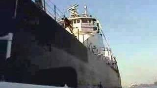 Great lakes Freighter Sam laud