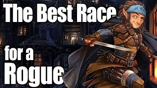 D&D Rogue 5e-  Best Race in 5th Edition Dungeons and Dragons