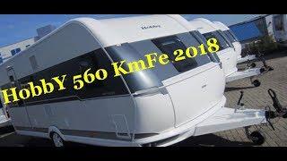 Hobby 560 KmFe 2018