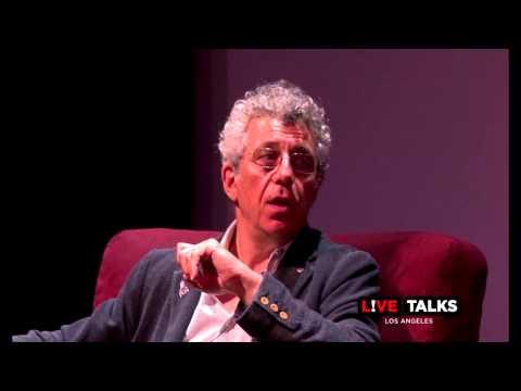 Eric Bogosian in conversation with Alex Dinelaris