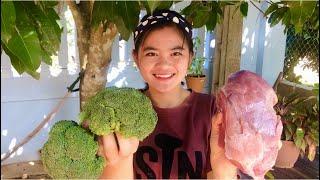 Yummy Beef fry with broccoli recipe-TinTin Lifestyle