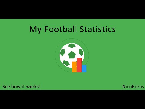 My Soccer Stats - Apps on Google Play
