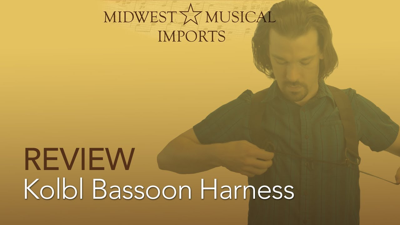 Review - Kolbl Bassoon Harness