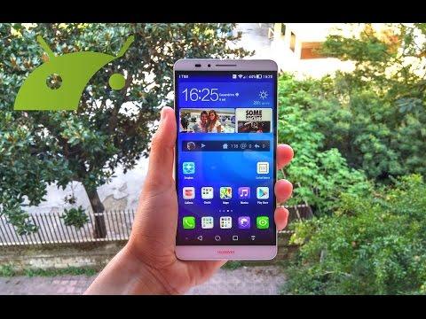 Huawei Ascend Mate 7 recensione in italiano da TuttoAndroid.net