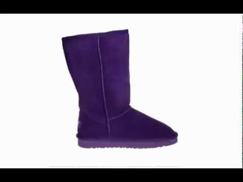 pantofi de alergat informații despre lansare pe calitate superioară Cizme stil UGG - Ce cizme dama se poarta in iarna 2012-2013 - YouTube