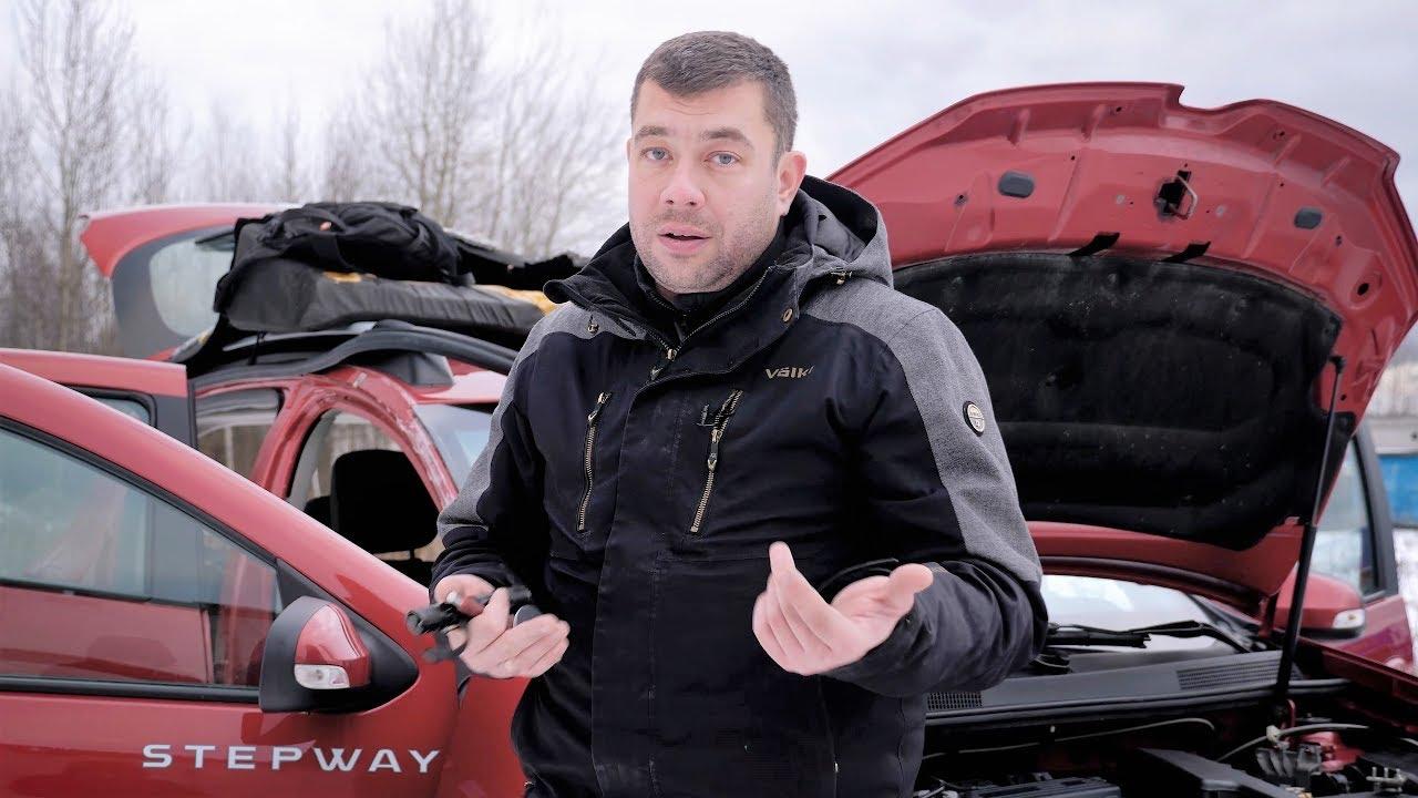 Renault Sandero - Это просто ж@па!