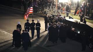 George H.W. Bush, 41st President of the United States, State Funeral TX, UNITED STATES 12.05.2018