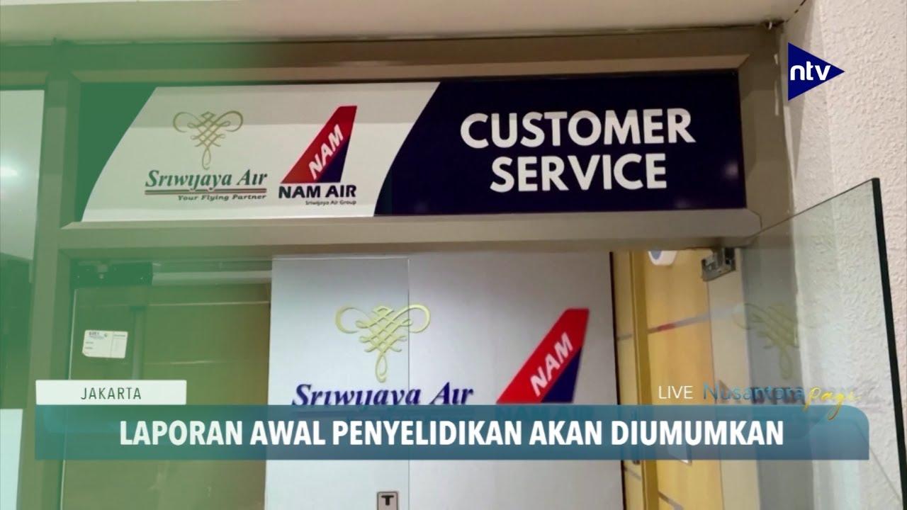 Laporan Penyelidikan Awal Sriwijaya Air SJ 182 Akan Diumumkan