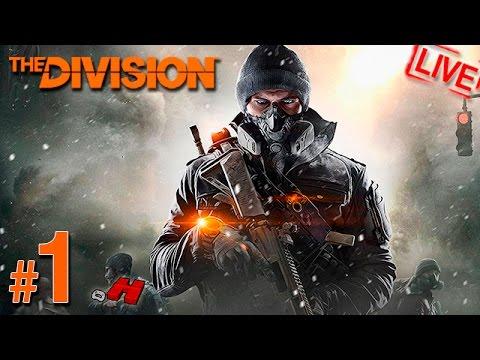 The Division Gameplay #1 O Chamado da Divisão de Elite [HARD LIVE] (em PT-BR)