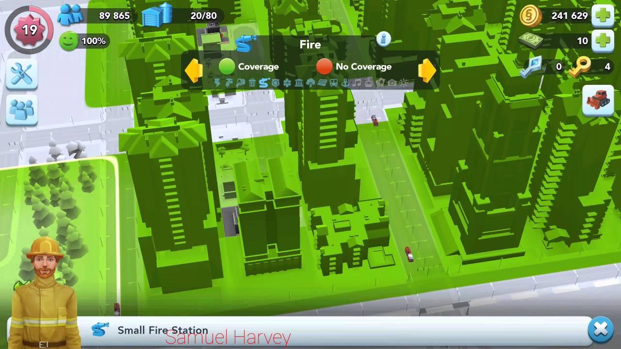 Ville Sim City Buildit Niveau