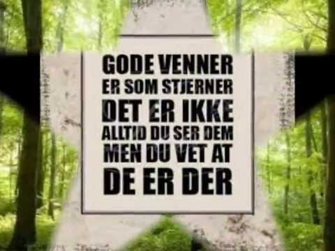 GAMLE VENNER - Lene Holme