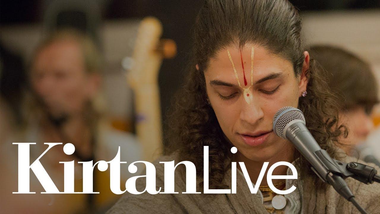 Nitai Gaura & Maha Mantra | Kirtan Live