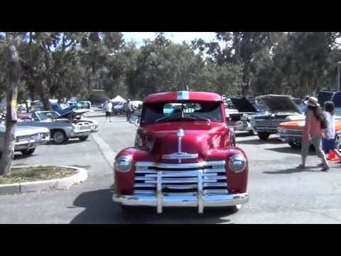 Westchester, Los Angeles - LAPD Classic Car Show & Traffic Safety Fair Rollin' South Traffic Style