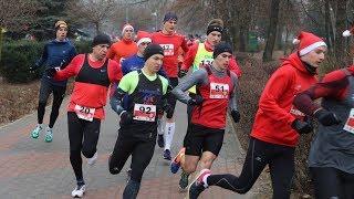 Mikołajkowe bieganie w Ostrołęce po raz piąty