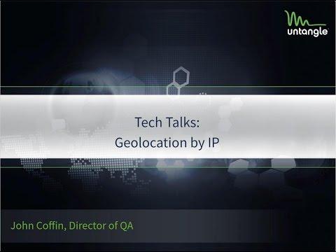 Tech Talks: Geolocation by IP