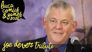 [Lucca Comics & Games ] Joe Dever Tribute