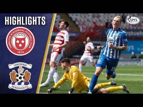 Hamilton Kilmarnock Goals And Highlights