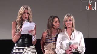 Taormina Film Fest 2014: premiata Bo Derek