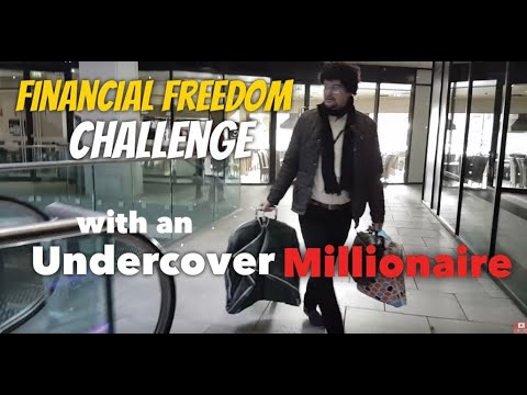 Undercover Millionaire Starts Again from Scratch | FINANCIAL