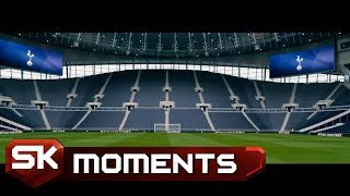 Spektakularno Otvaranje Novog Stadiona Totenhema   SPORT KLUB Fudbal