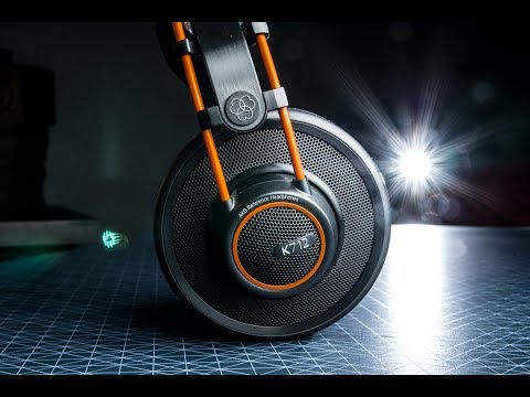 AKG K712 Pro Review ($400 Power Hungry Slovakian Soundstage Monsters)