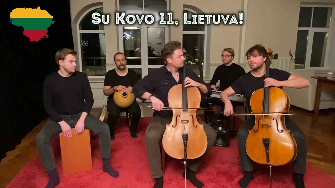 DAGAMBAS sveiciens Lietuvai