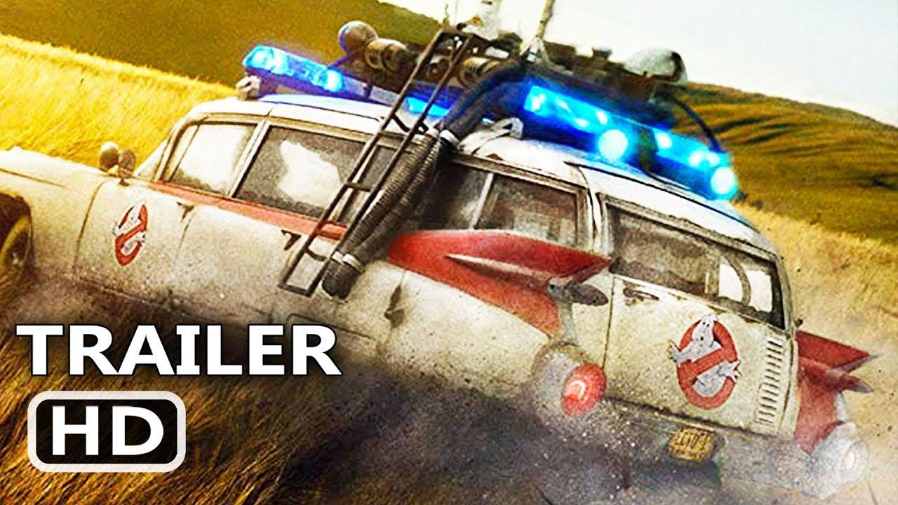 CAÇA-FANTASMAS O LEGADO Trailer Português LEGENDADO (2020) Ghostbusters