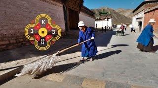 КитайЭтноЭксп #7 Монастырь Лабранг