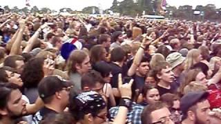 Lamb of God circlePits Sonisphere 2009