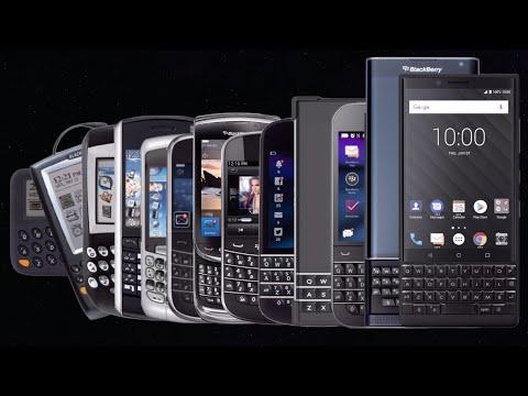 History of BlackBerry (1999 - 2019)