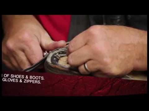 Boots Repair Services - We repair nearly all boots and shoe brands!