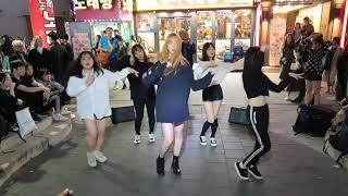 시그니처(Signature)/ Hot Pink-EXID(이엑스아이디) 20191011 홍대(HongDae) …